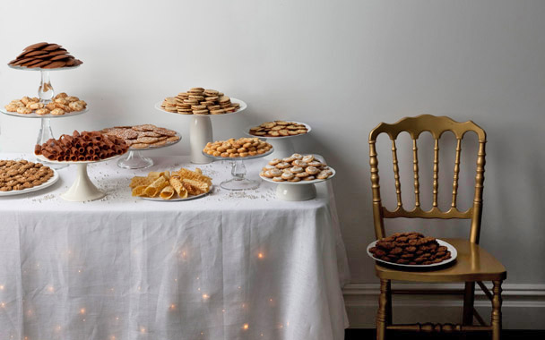 wedding cookie table tradition truly engaging wedding blogtruly engaging wedding blog