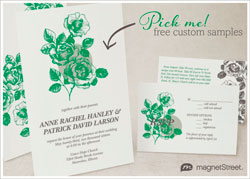 Free Wedding Invitation Sample